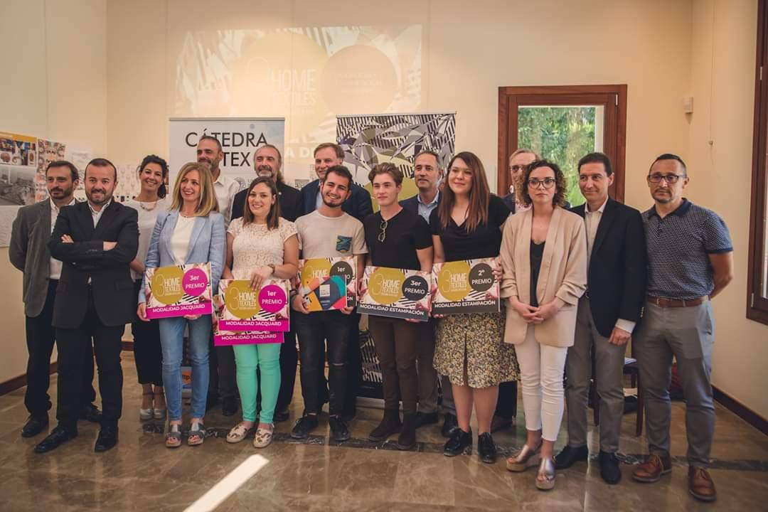 ¡Formamos parte del jurado en el Concurso de Home Textiles!