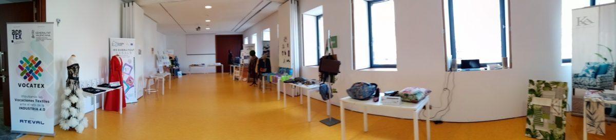 I Encuentro para la dinamización del sector textil. Vocatex 2019.