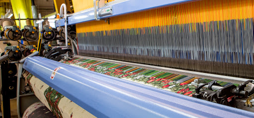 ¿Alguna vez has visto como se tejen nuestras telas?